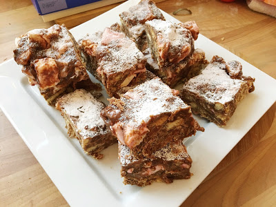 How to Bake Rocky Road!