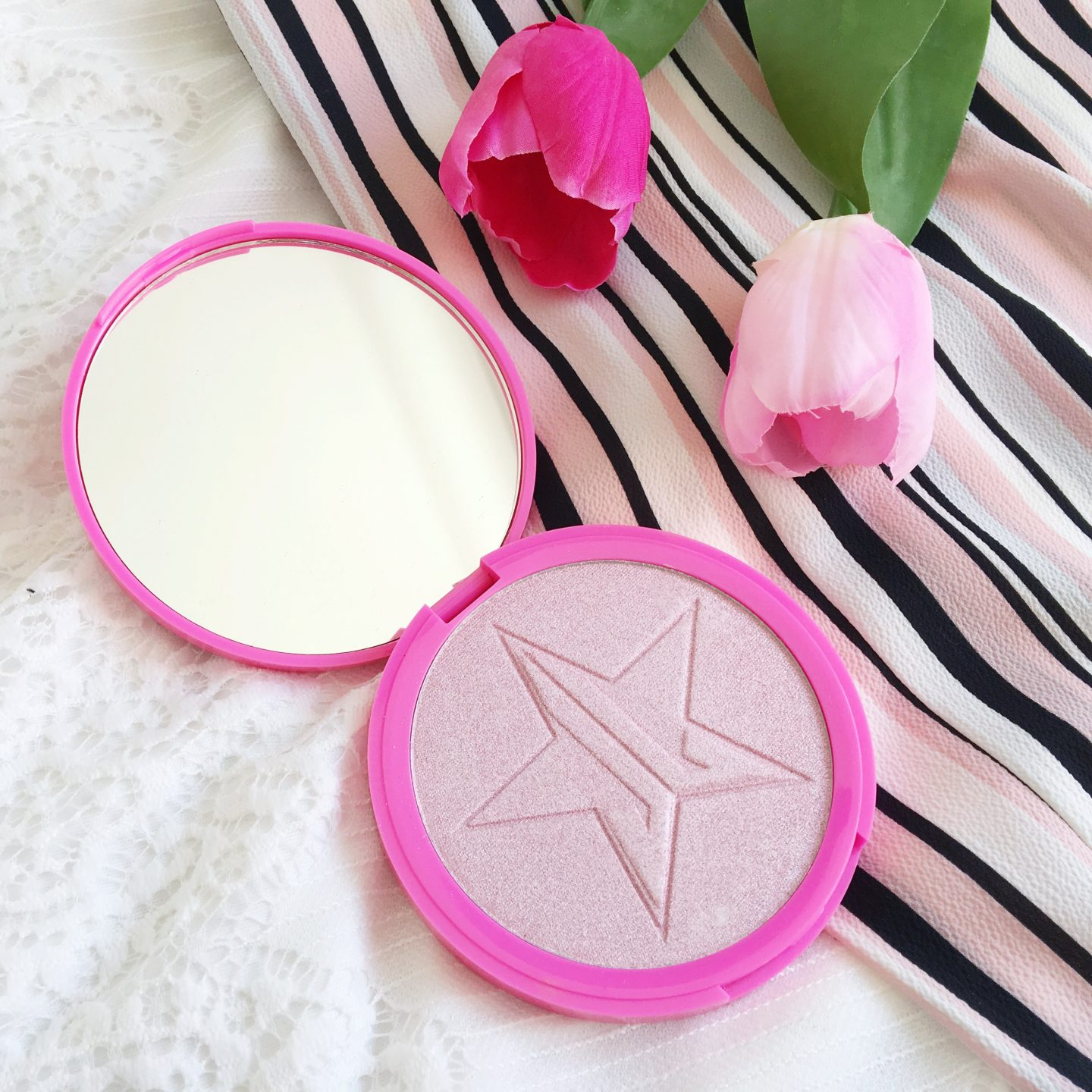Jeffree Star Princess Cut Highlighter Review