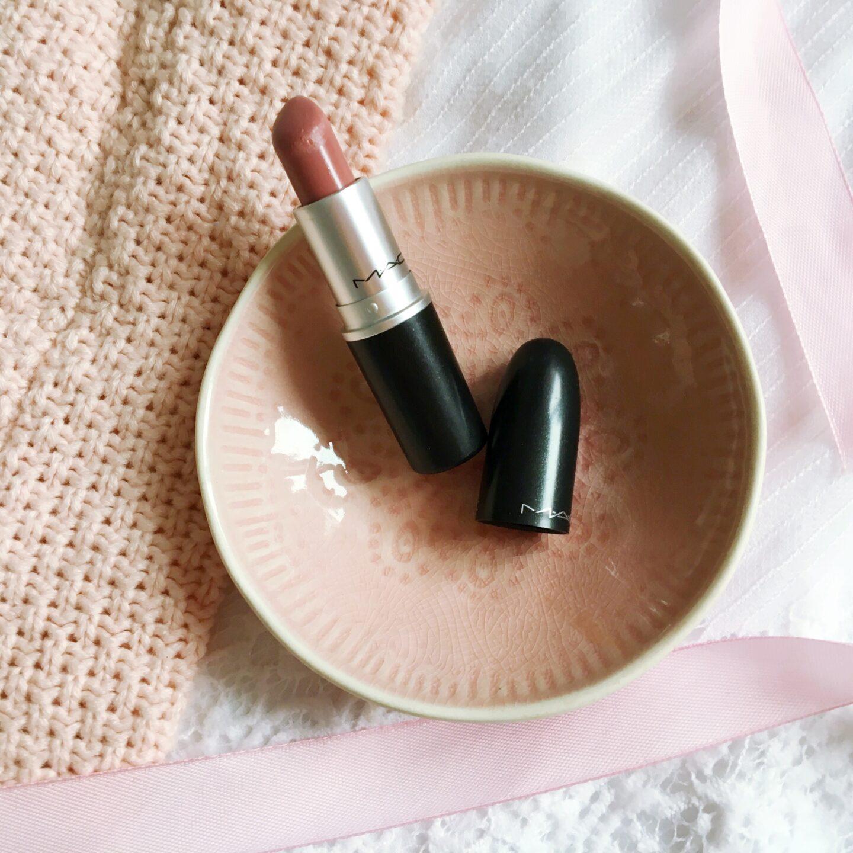 MAC Lipstick Faux Review