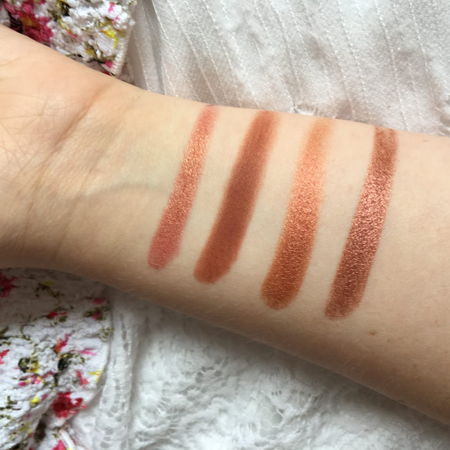 Urban Decay Naked Heat Review! | Row 2 Swatches