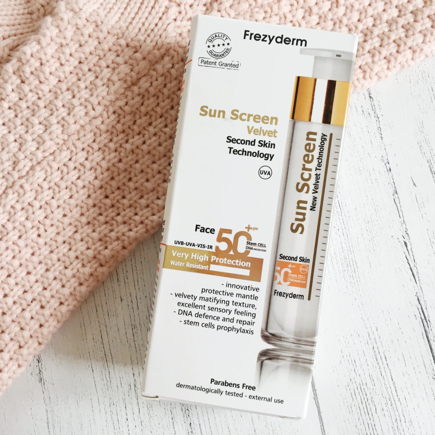 FrezyDerm Sun Screen Velvet Review*