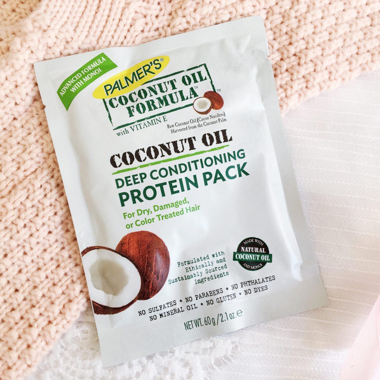 Palmer's Coconut Oil Formula Review! | Deep Conditioner