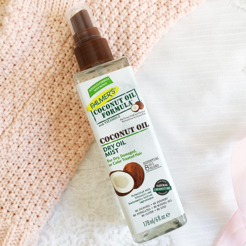 Palmer's Coconut Oil Formula Review!* | Dry Mist Oil