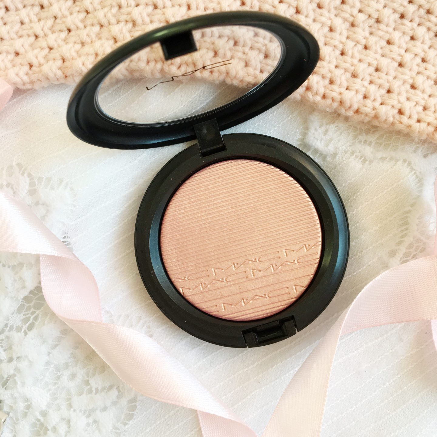 Debenhams Haul | MAC Beaming Blush Highlight