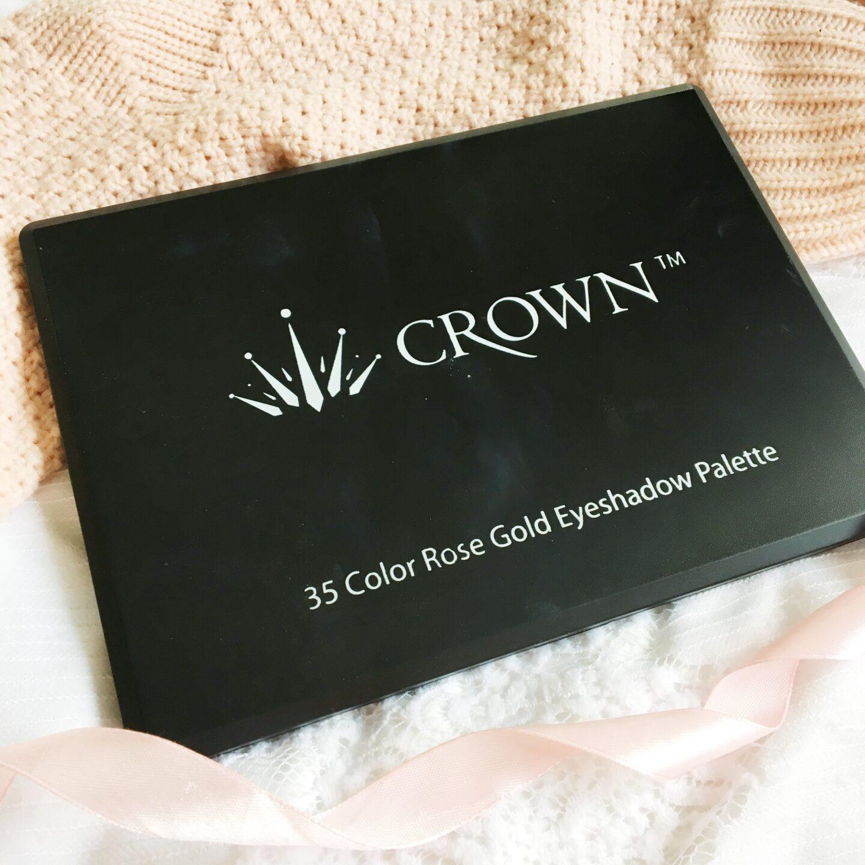 32 Color Lip Palette by Crown Brush #18