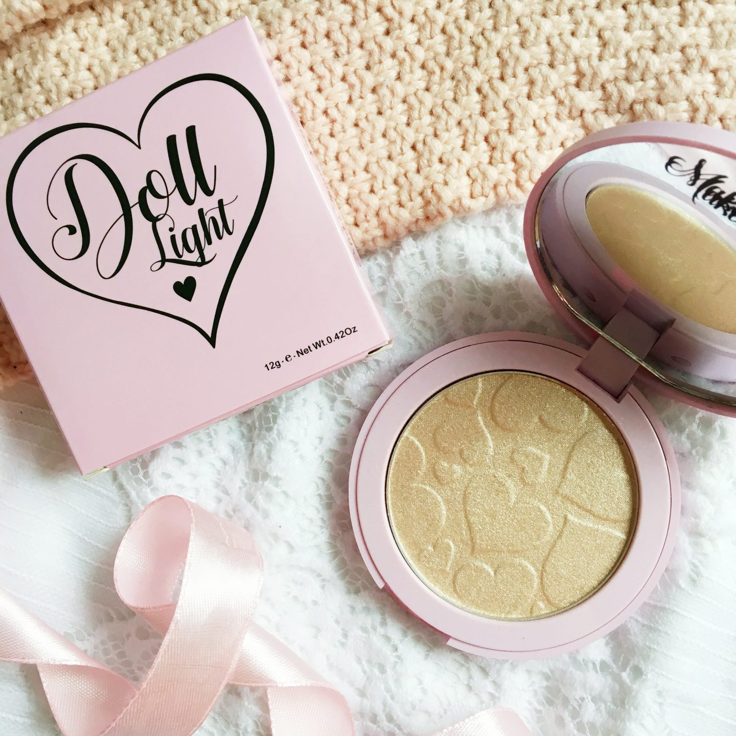 Doll Beauty Like A Diamond Highlighter Review