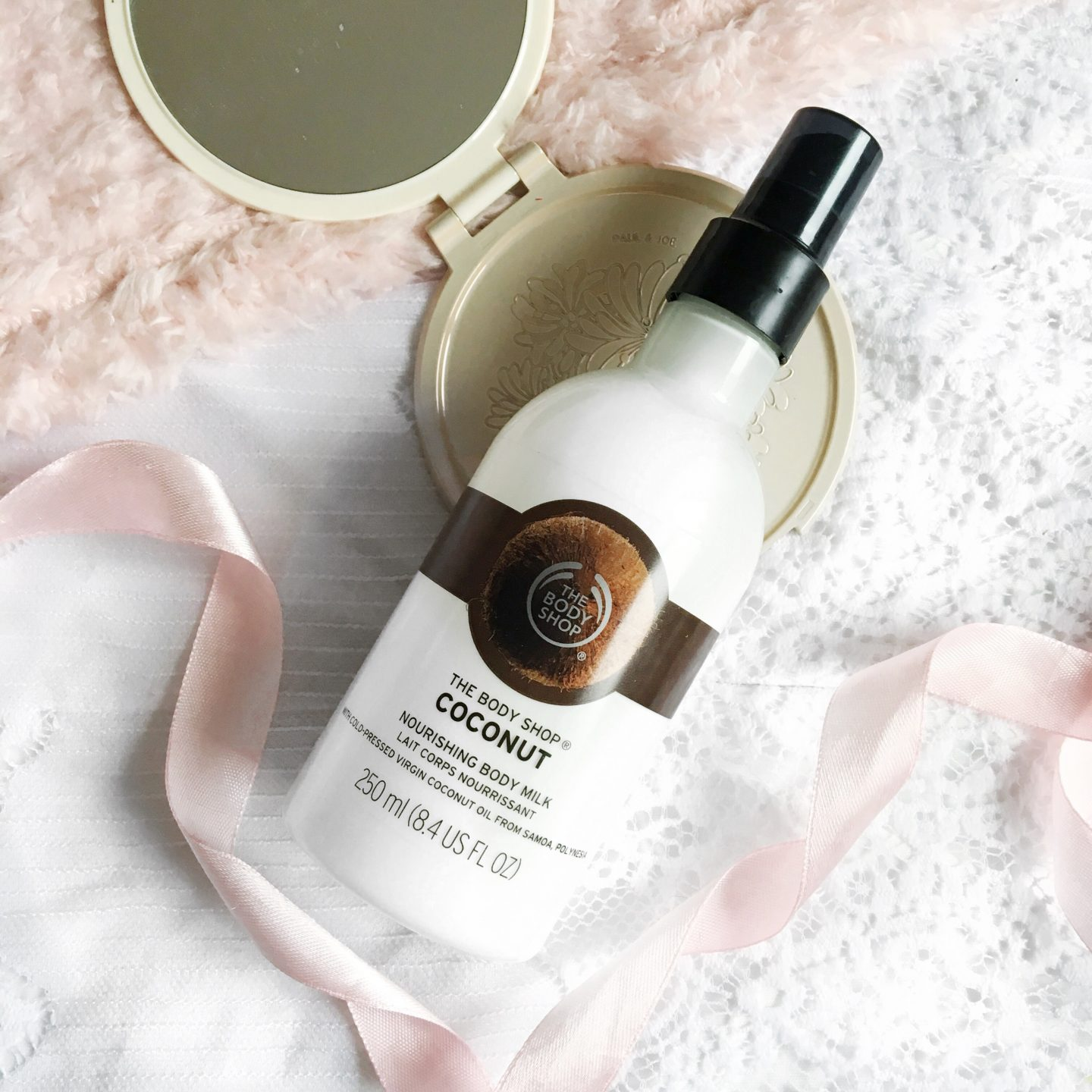October Favourites 2017 | The Body Shop Body Milk