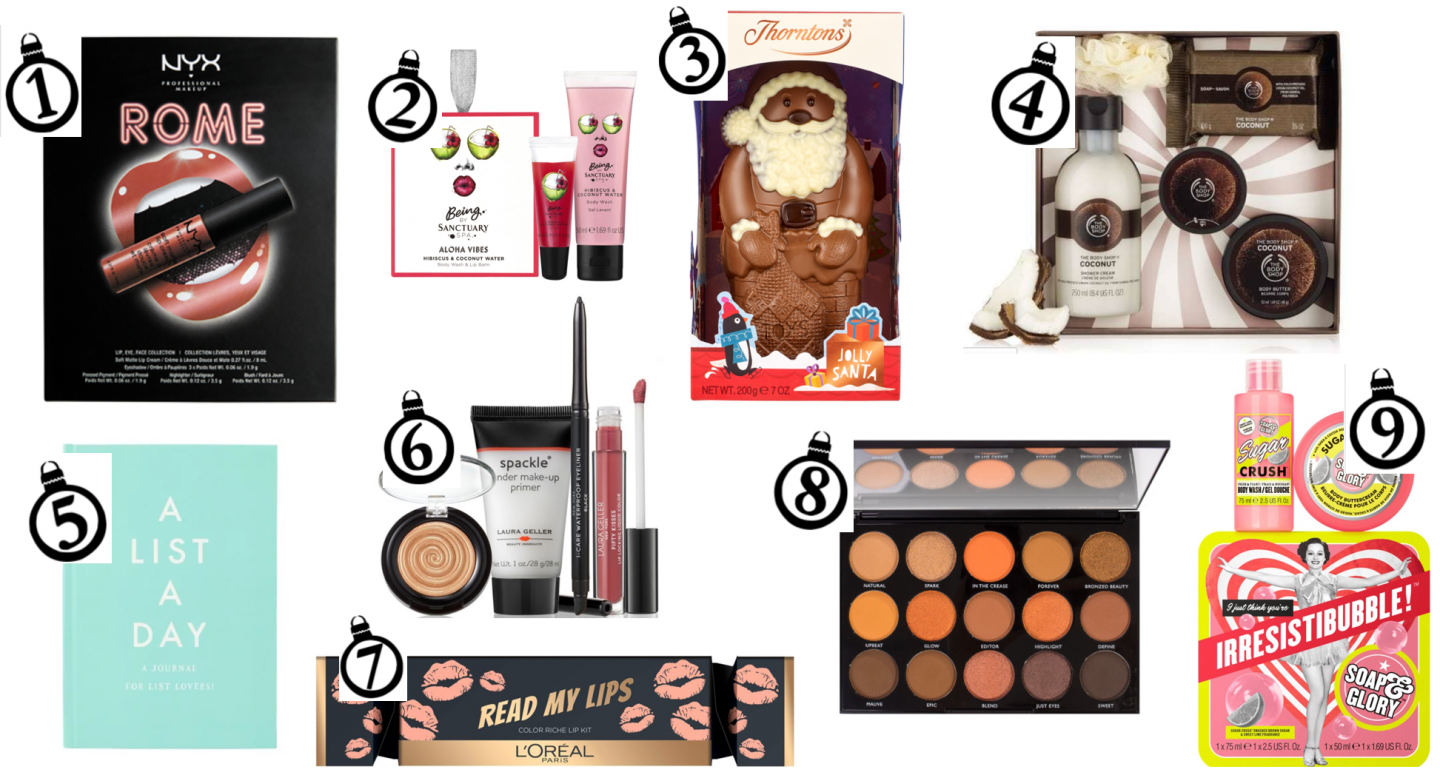Blogmas Day 11: Last Minute Gift Ideas for £20 and Under