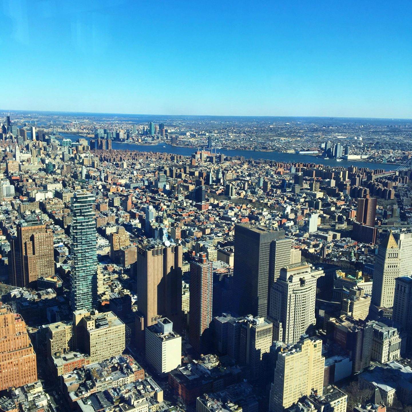 Two Days in New York | One World View