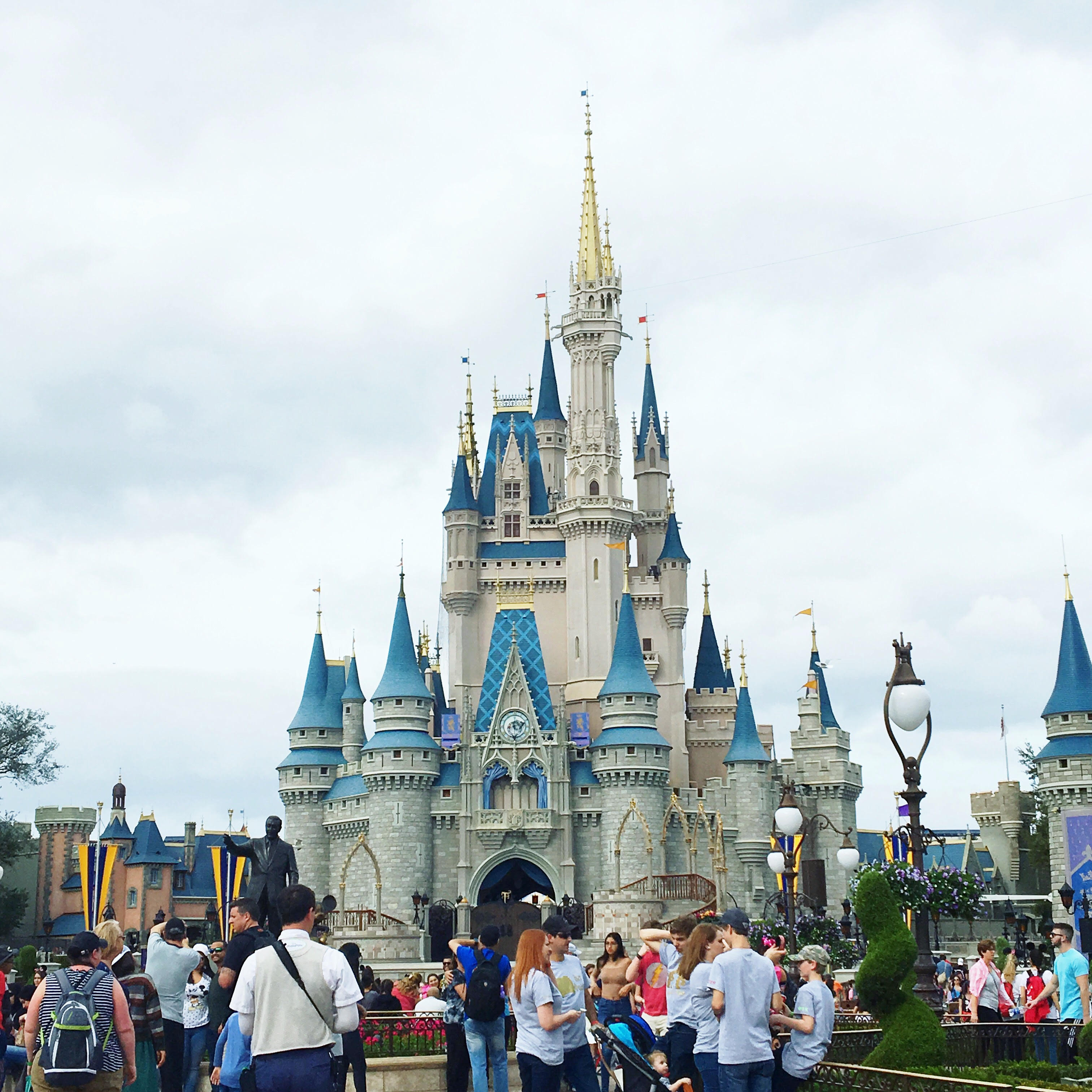 Two Days in Walt Disney World