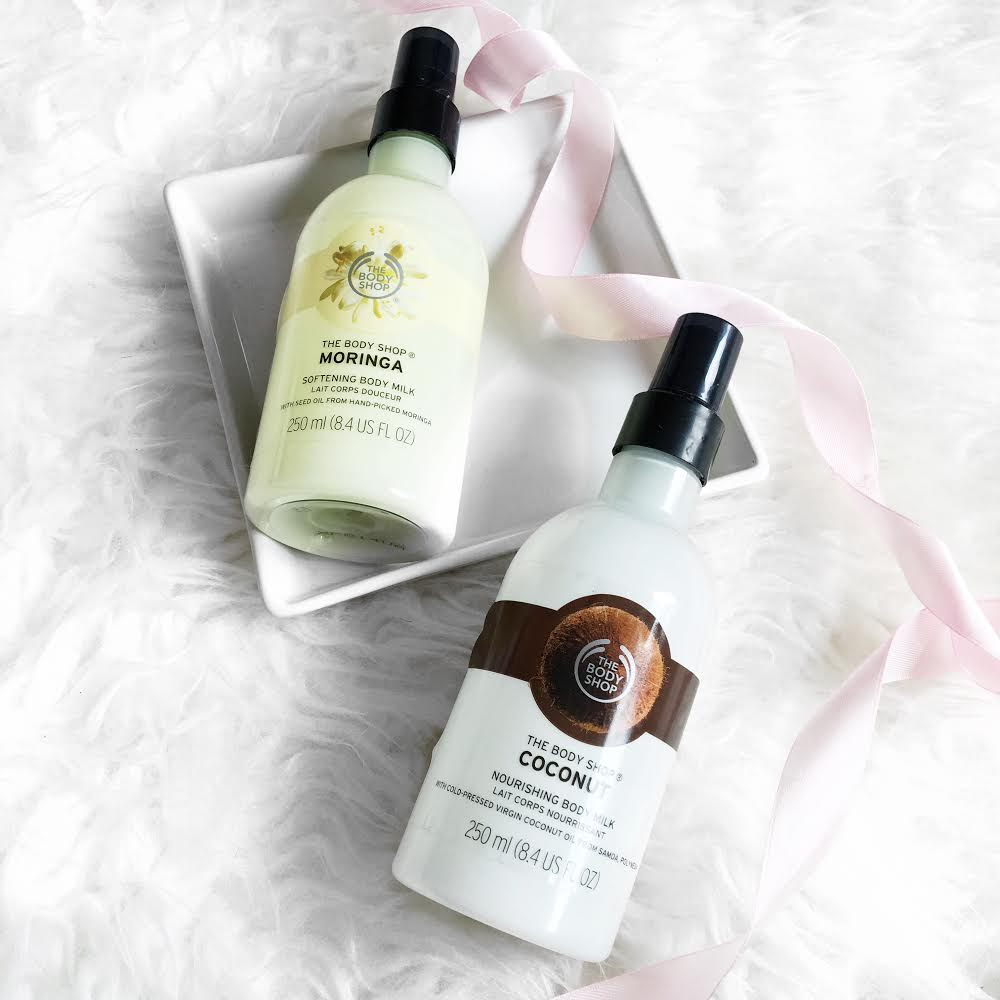 The Body Shop Body Milk Review
