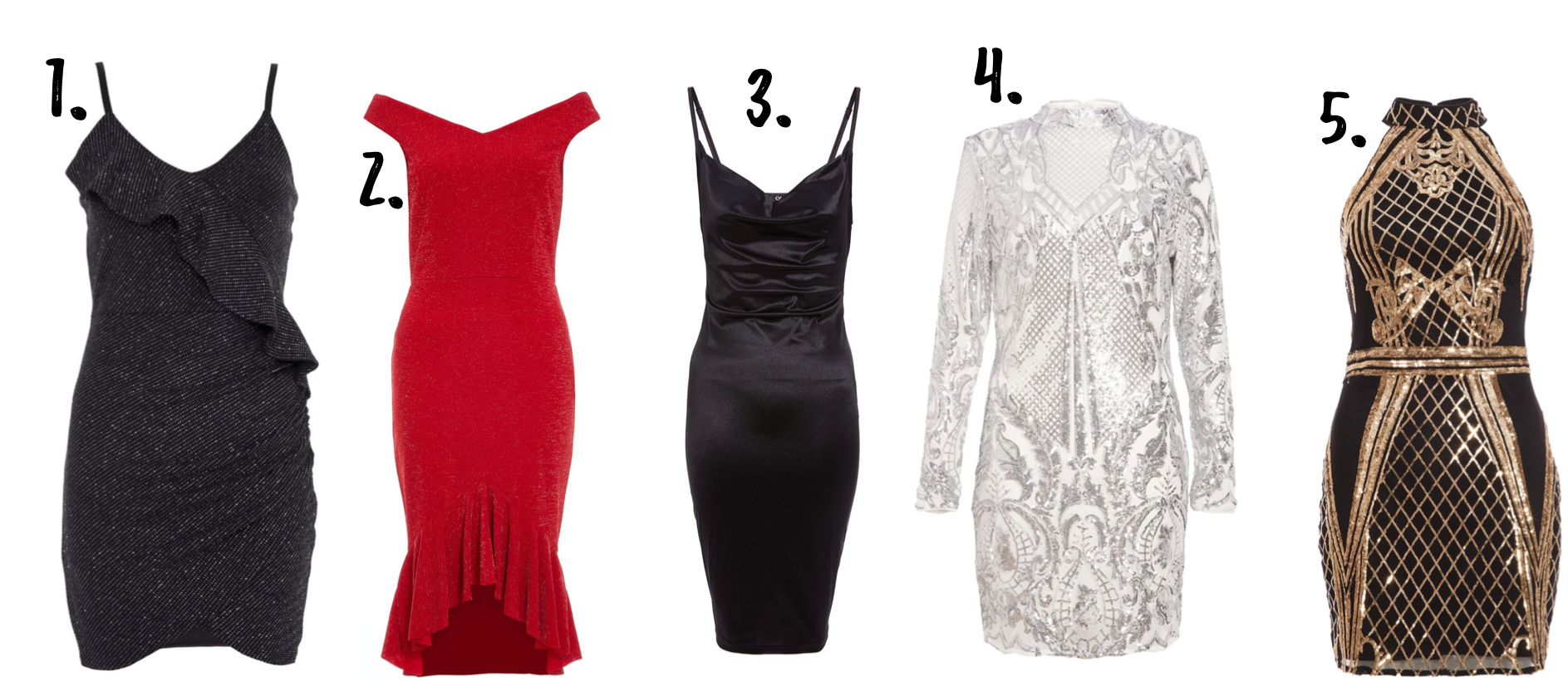 Christmas Party Outfit Ideas with Quiz*