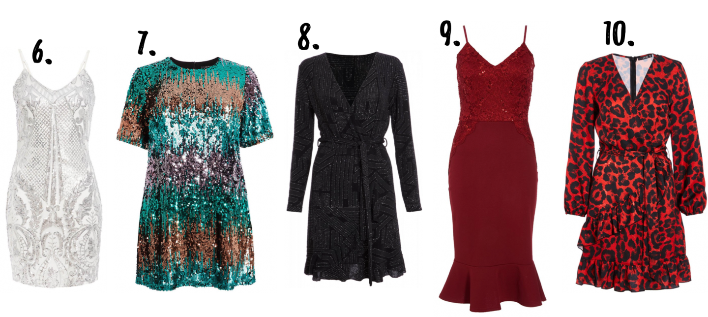 Christmas Party Outfit Ideas with Quiz | Row 2