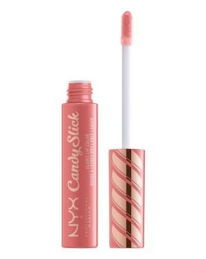 NYX Candy Slick Glowy Lipgloss Sugar Coated Kiss