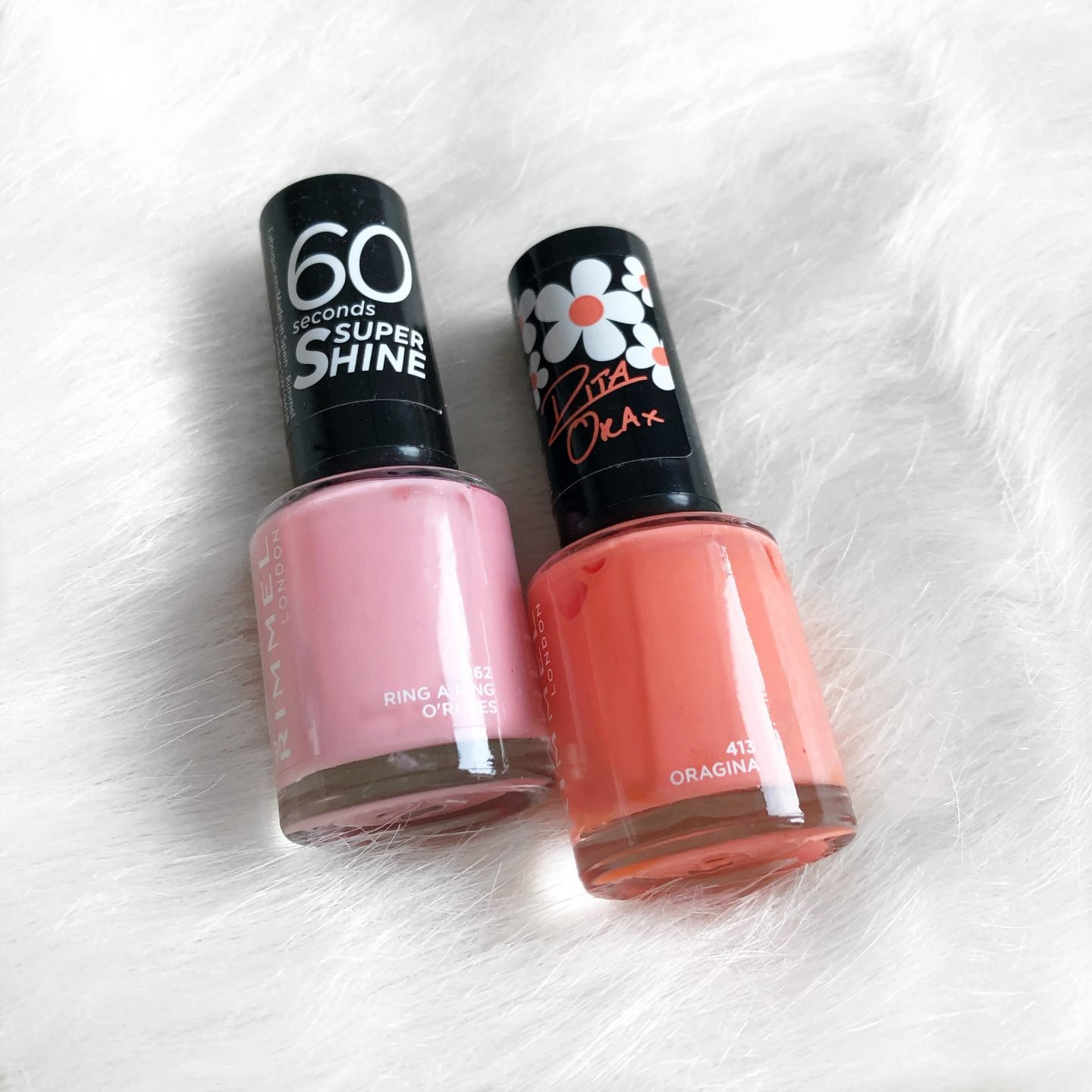 Rimmel Nail Polish Keeping