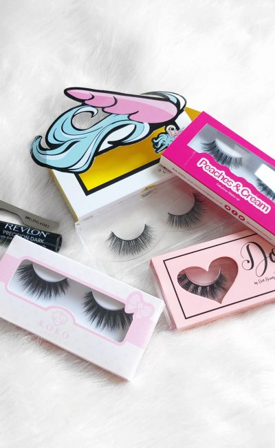 The Best Place to Shop for False Lashes*
