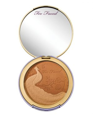 Too Faced Natural Lust Satin Dual Tone Bronzer