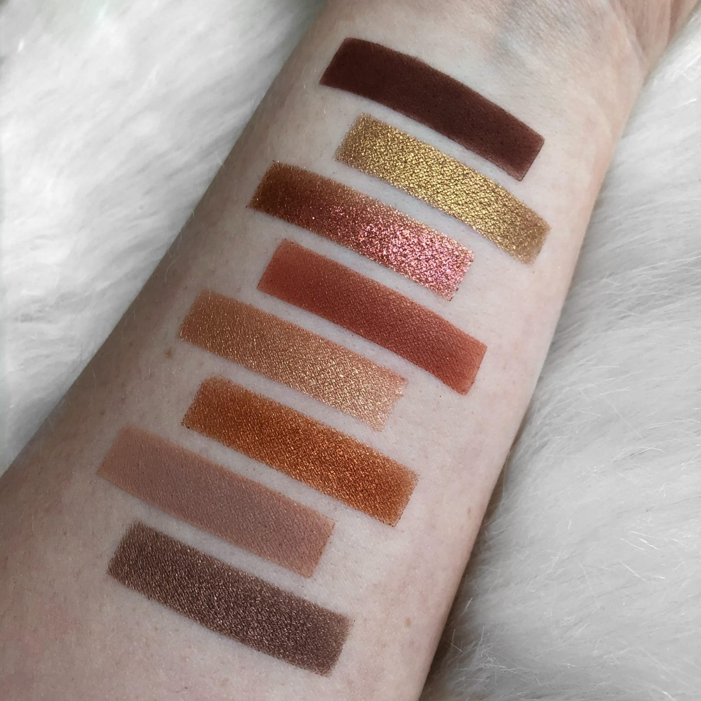 ColourPop Single Shadow Swatches