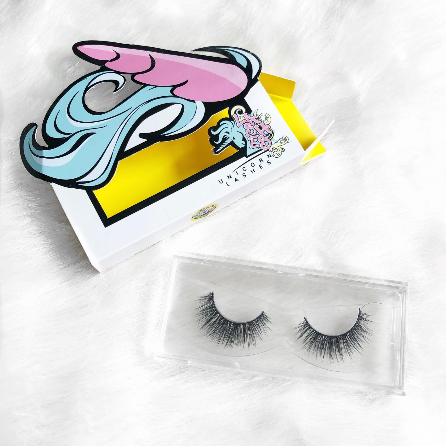 Unicorn False Lashes
