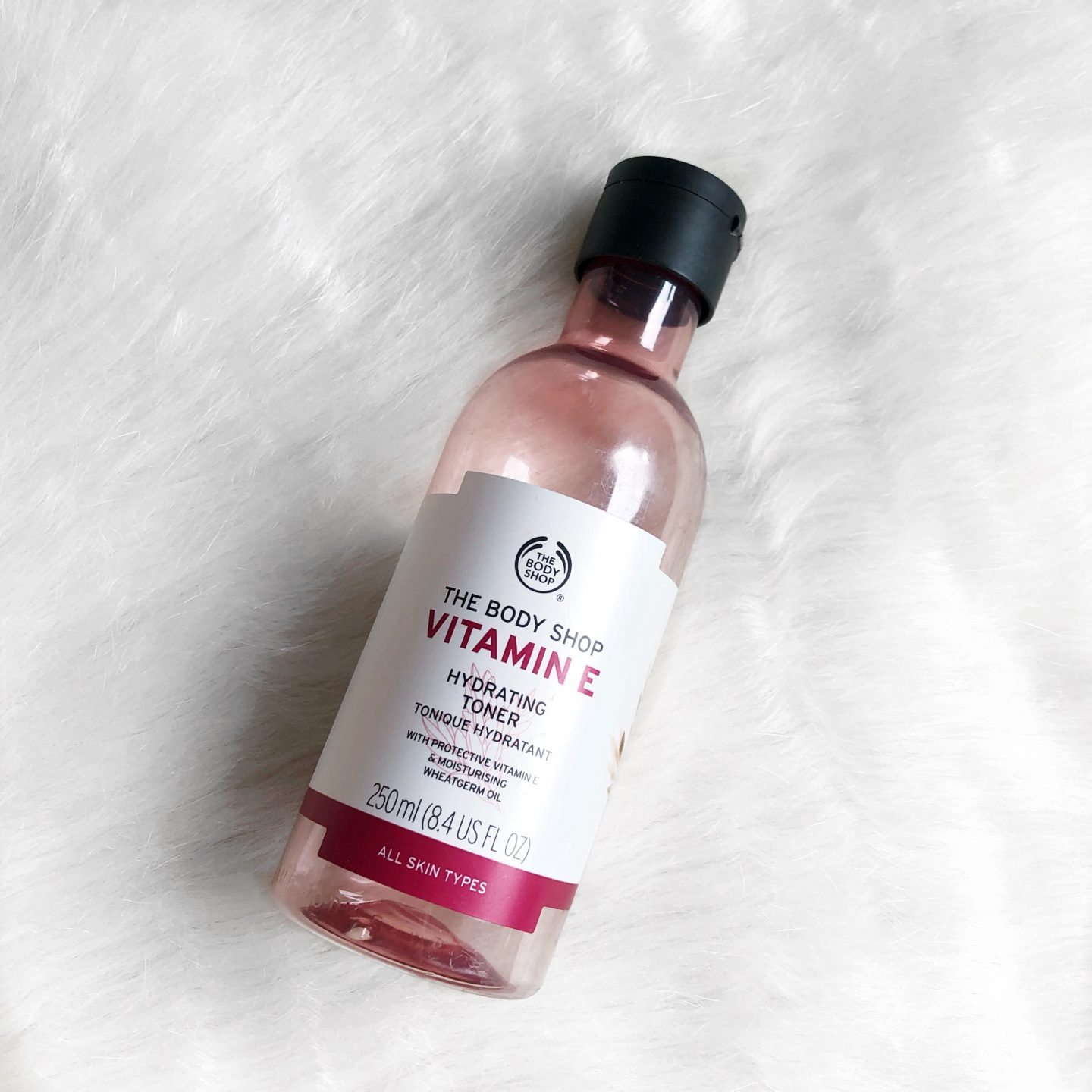 the body shop vitamin e toner
